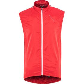 Endura Pakagilet II - Gilet cyclisme Homme - gris/rouge